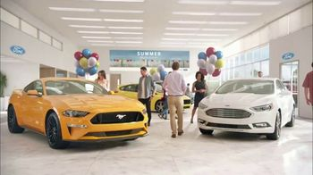 Ford Summer Sales Event TV Spot, 'Rest Stop' Song by American Authors [T2] - Thumbnail 8