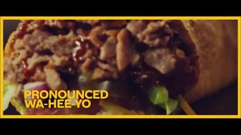 Subway Signature Wraps TV Spot, 'A Collision of Flavors'