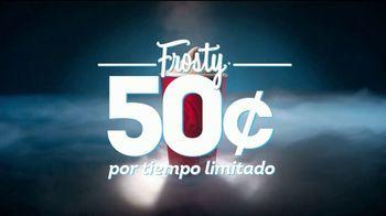 Wendy's Frosty TV Spot, 'Disfruta tu Frosty' [Spanish] - Thumbnail 9