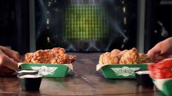 Wingstop Big Night In Bundle TV Spot, 'Date sabor' [Spanish] - Thumbnail 2