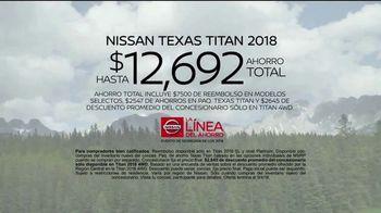 Nissan La Línea del Ahorro TV Spot, 'El mejor momento' [Spanish] [T2] - Thumbnail 7
