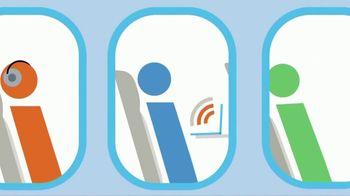 JetBlue TV Spot, 'Onboard, Never Bored'