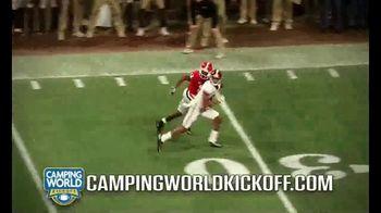 Camping World Kickoff TV Spot, 'Alabama vs. Louisville' - Thumbnail 6