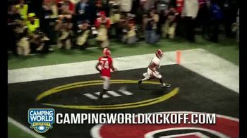 Camping World Kickoff TV Spot, 'Alabama vs. Louisville' - Thumbnail 7