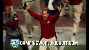Camping World Kickoff TV Spot, 'Alabama vs. Louisville' - Thumbnail 8
