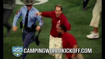 Camping World Kickoff TV Spot, 'Alabama vs. Louisville' - Thumbnail 9