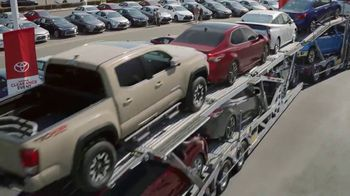 Toyota National Clearance Event TV Spot, 'Gone in Seconds'