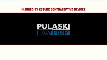 Pulaski Law Firm TV Spot, 'Essure Contraceptive Warning' - Thumbnail 1