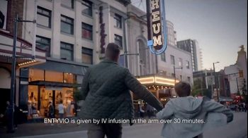 ENTYVIO TV Spot, 'Time for a Change' - Thumbnail 7