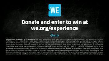 WE.org TV Spot, 'Martin Sheen Invites You to Walk and Talk' - Thumbnail 9