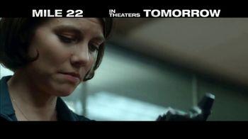 Mile 22 - Alternate Trailer 31