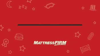 Mattress Firm Labor Day Sale TV Spot, 'More Bed for Your Buck' - Thumbnail 1