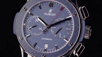 Hublot Classic Fusion Limited NY Edition TV Spot, 'Football'