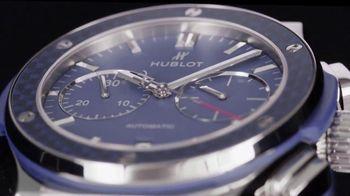 Hublot Classic Fusion Limited NY Edition TV Spot, 'Football' - Thumbnail 7