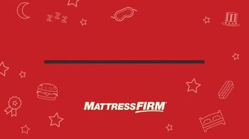Mattress Firm Labor Day Sale TV Spot, 'Back for Everyone' - Thumbnail 1