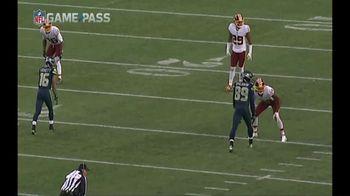 NFL Game Pass TV Spot, 'Film Session' Featuring Doug Baldwin - Thumbnail 3