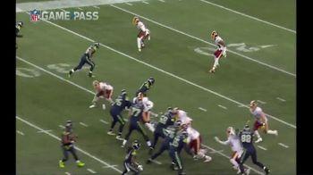 NFL Game Pass TV Spot, 'Film Session' Featuring Doug Baldwin - Thumbnail 4