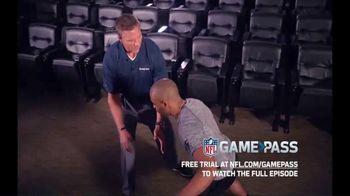 NFL Game Pass TV Spot, 'Film Session' Featuring Doug Baldwin - Thumbnail 7
