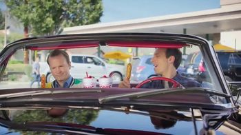 Sonic Drive-In 50-Cent Corn Dogs TV Spot, 'Two Handsome Guys' - Thumbnail 3