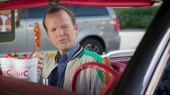 Sonic Drive-In 50-Cent Corn Dogs TV Spot, 'Two Handsome Guys' - Thumbnail 4