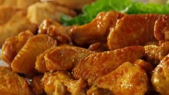 Golden Corral Wings & Rib Fest TV Spot, 'Just Like You Like Them' - Thumbnail 1