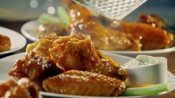 Golden Corral Wings & Rib Fest TV Spot, 'Just Like You Like Them' - Thumbnail 7