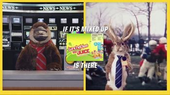 Lunchables TV Spot, 'Mixed up Alerts: The Big Game' - Thumbnail 10
