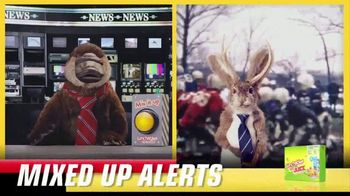 Lunchables TV Spot, 'Mixed up Alerts: The Big Game' - Thumbnail 2