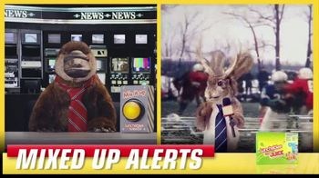 Lunchables TV Spot, 'Mixed up Alerts: The Big Game' - Thumbnail 8