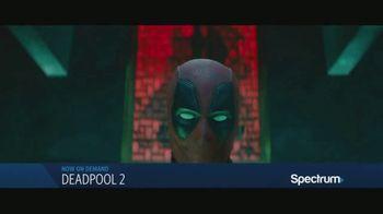 Spectrum on Demand TV Spot, 'Avengers: Infinity War | Deadpool 2' - Thumbnail 6