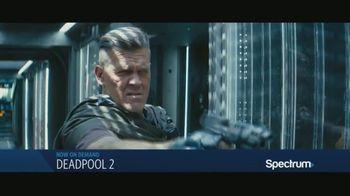 Spectrum on Demand TV Spot, 'Avengers: Infinity War | Deadpool 2' - Thumbnail 7