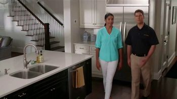 Stanley Steemer TV Spot, 'Water Restoration: Dishwasher' - Thumbnail 1