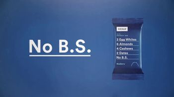 RXBAR Blueberry TV Spot, 'Interruption' Featuring Ice-T - 3103 commercial airings