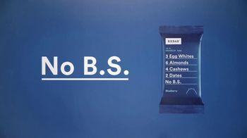 RXBAR Blueberry TV Spot, 'Interruption' Featuring Ice-T