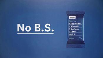 RXBAR Blueberry TV Spot, 'Interruption' Featuring Ice-T - Thumbnail 4