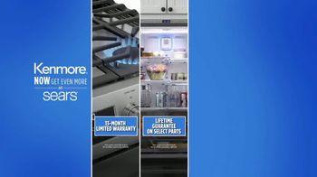 Sears TV Spot, 'Lifetime: Kenmore and FREECASH' - Thumbnail 4