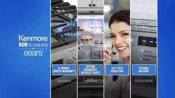 Sears TV Spot, 'Lifetime: Kenmore and FREECASH' - Thumbnail 5