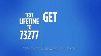 Sears TV Spot, 'Lifetime: Kenmore and FREECASH' - Thumbnail 6