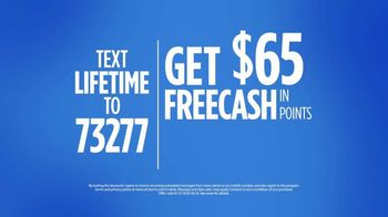 Sears TV Spot, 'Lifetime: Kenmore and FREECASH' - Thumbnail 7