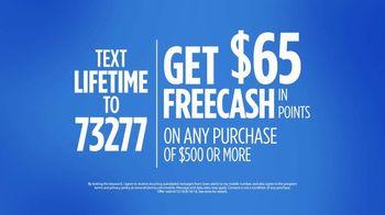 Sears TV Spot, 'Lifetime: Kenmore and FREECASH' - Thumbnail 8