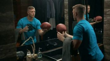 NFL TV Spot, 'Get Ready' Featuring Christian McCaffrey - 83 commercial airings