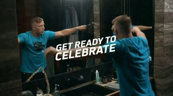 NFL TV Spot, 'Get Ready' Featuring Christian McCaffrey - Thumbnail 8