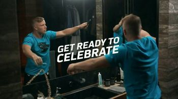 NFL TV Spot, 'Get Ready' Featuring Christian McCaffrey - Thumbnail 9
