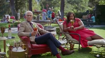 Smirnoff TV Spot, 'Nicole Byer Goes Through Ted Danson's Trophy Collection' - 1418 commercial airings