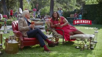 Smirnoff TV Spot, 'Nicole Byer Goes Through Ted Danson's Trophy Collection' - Thumbnail 10