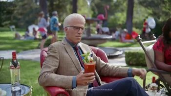 Smirnoff TV Spot, 'Nicole Byer Goes Through Ted Danson's Trophy Collection' - Thumbnail 4