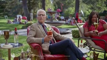 Smirnoff TV Spot, 'Nicole Byer Goes Through Ted Danson's Trophy Collection' - Thumbnail 5