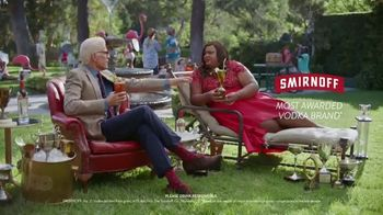 Smirnoff TV Spot, 'Nicole Byer Goes Through Ted Danson's Trophy Collection' - Thumbnail 8
