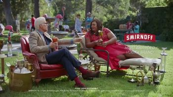 Smirnoff TV Spot, 'Nicole Byer Goes Through Ted Danson's Trophy Collection' - Thumbnail 9