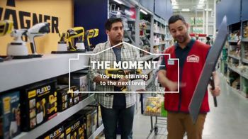 Lowe's TV Spot, 'Game-Changer: Top Stain Brands' - Thumbnail 7